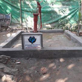 Hand water pump- Cadet College, Airport, Sylhet, Bangladesh