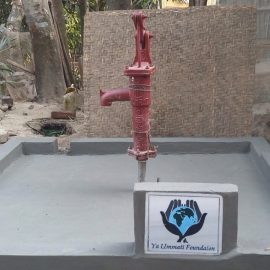Tubewell project 06